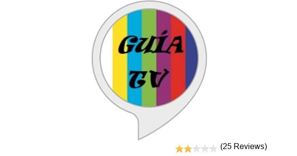 Guía TV: Amazon.es: Alexa Skills