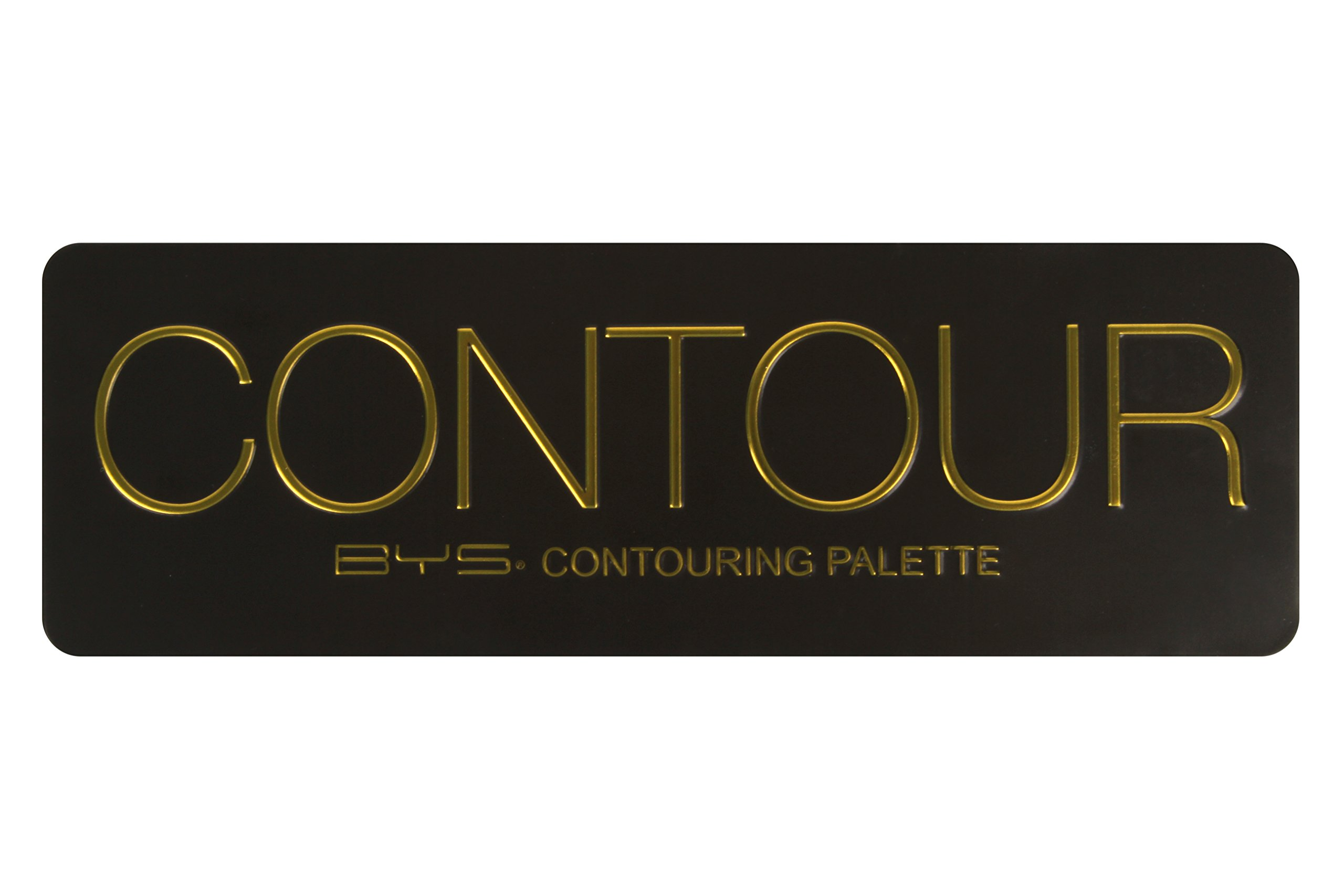 BYS Contour Palette (3x Contouring Powder, 3x Highlighting Powder) by BYS (Image #5)