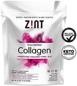 Colageno hidrolizado zint