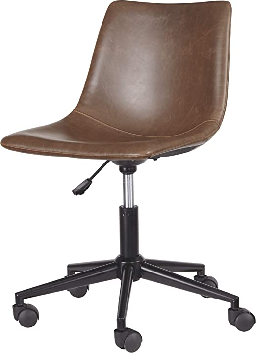 Amazon Com Signature Design By Ashley Office Chair Program Home Office Swivel Desk Chair Multi Furniture Decor