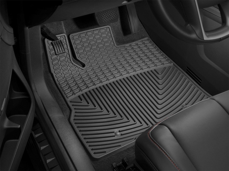 Weathertech W19 Classic Premium Black Front Rubber Mats