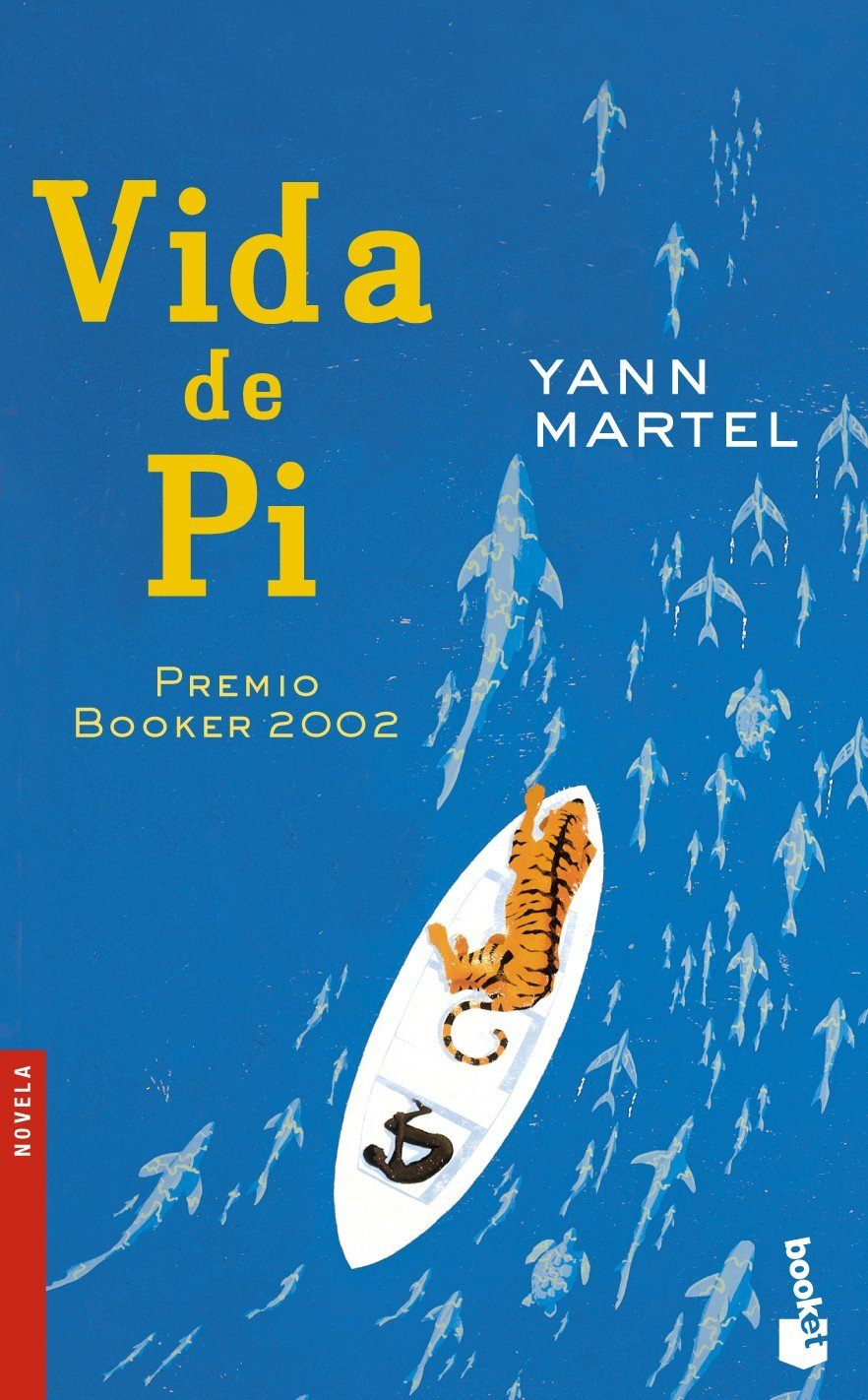 Download Vida de Pi (Novela (Booket Numbered)) (Spanish Edition) pdf epub