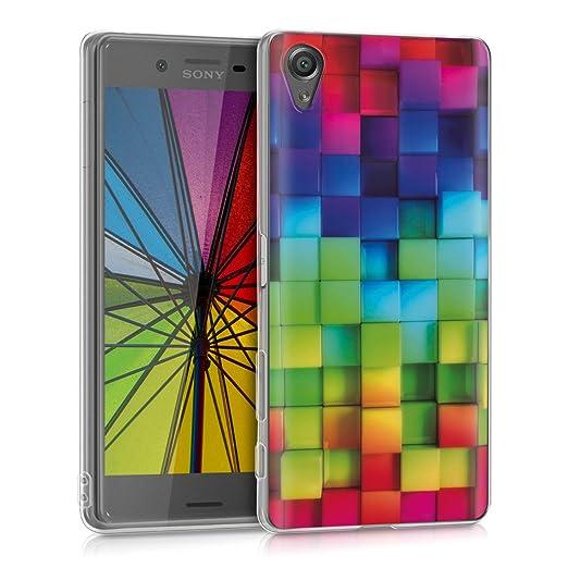 25 opinioni per kwmobile Cover per Sony Xperia X- Custodia in silicone TPU- Back case protezione