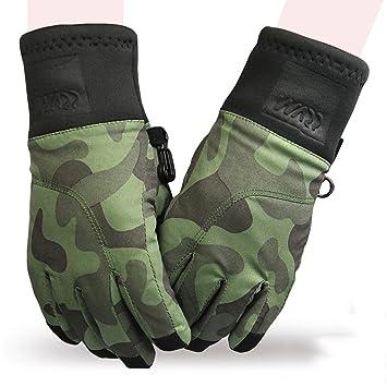 ziemlich billig bester Preis riesige Auswahl an Winter-Ski-Handschuhe Junge Männer und Frauen Kälte ...
