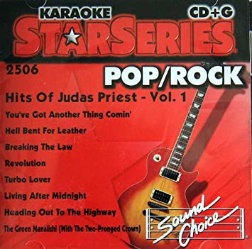 Karaoke, Judas Priest - Karaoke CDG - Hits Of Judas Priest Vol. 1 - Amazon.com Music