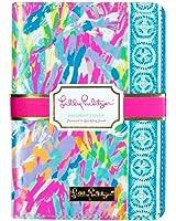 Lilly Pulitzer Passport Cover / Holder / Wallet, Sparking Sands