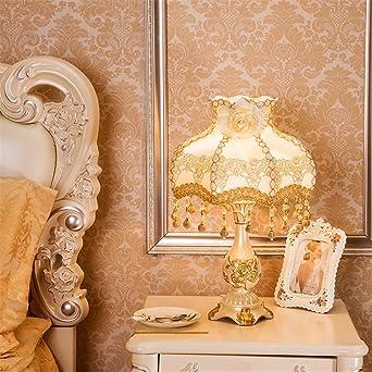 Europäische Lampe Schlafzimmer Mit Lampe Licht,d