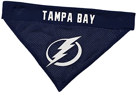 36e02905a6c Amazon.com   NHL Tampa Bay Lightning Bandana for Dogs   Cats
