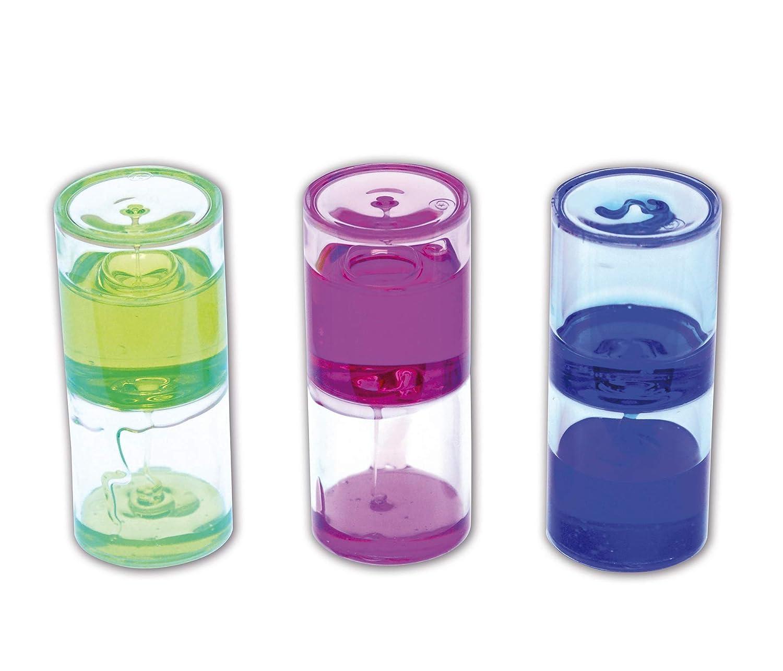 TickiT 92106 Conjunto de tubos sensoriales con goteo de l/íquido 50/mm de di/ámetro 3 piezas