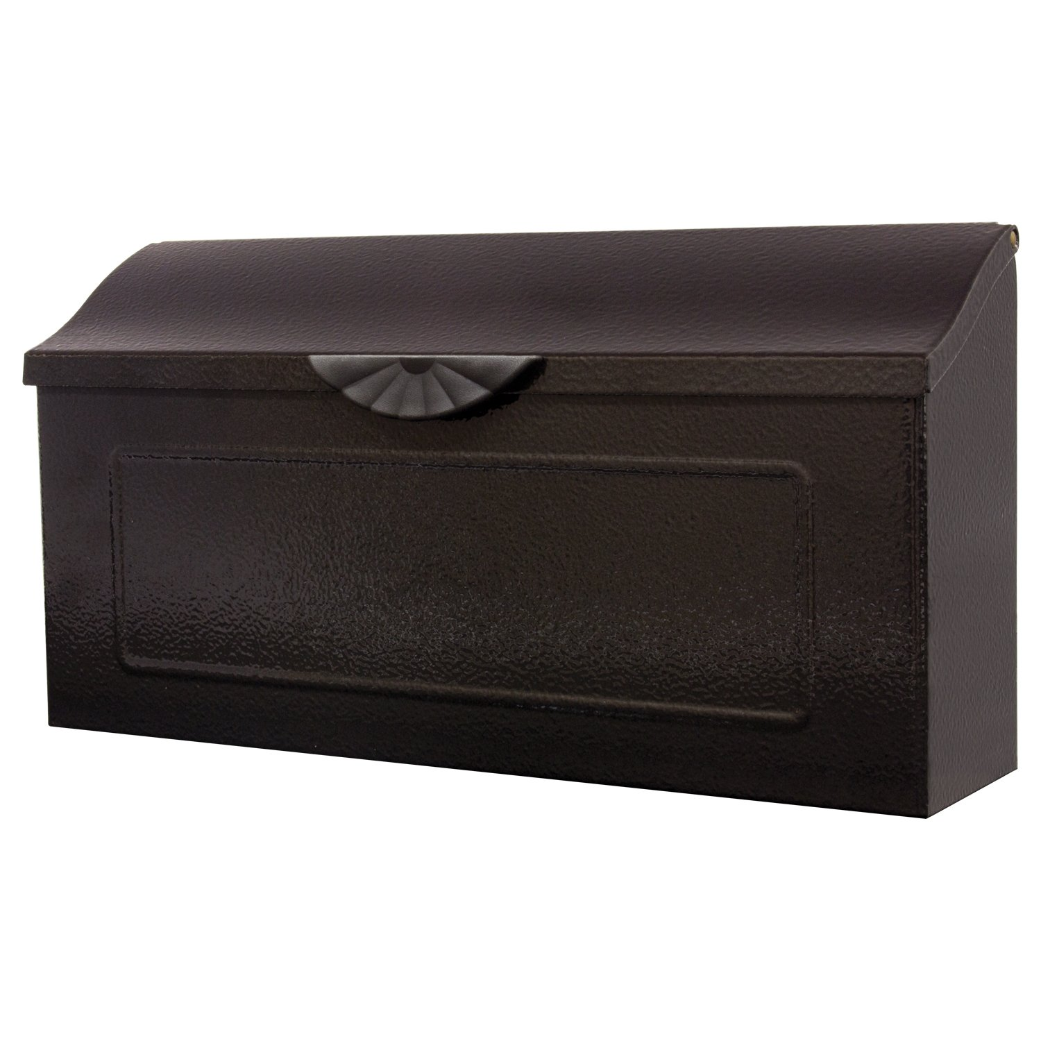 Gibraltar Mailboxes MB676ABK Amboy Decorative Mailbox Small Black