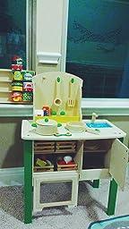 Amazon Com Hape My Creative Cookery Club Kid S Wooden