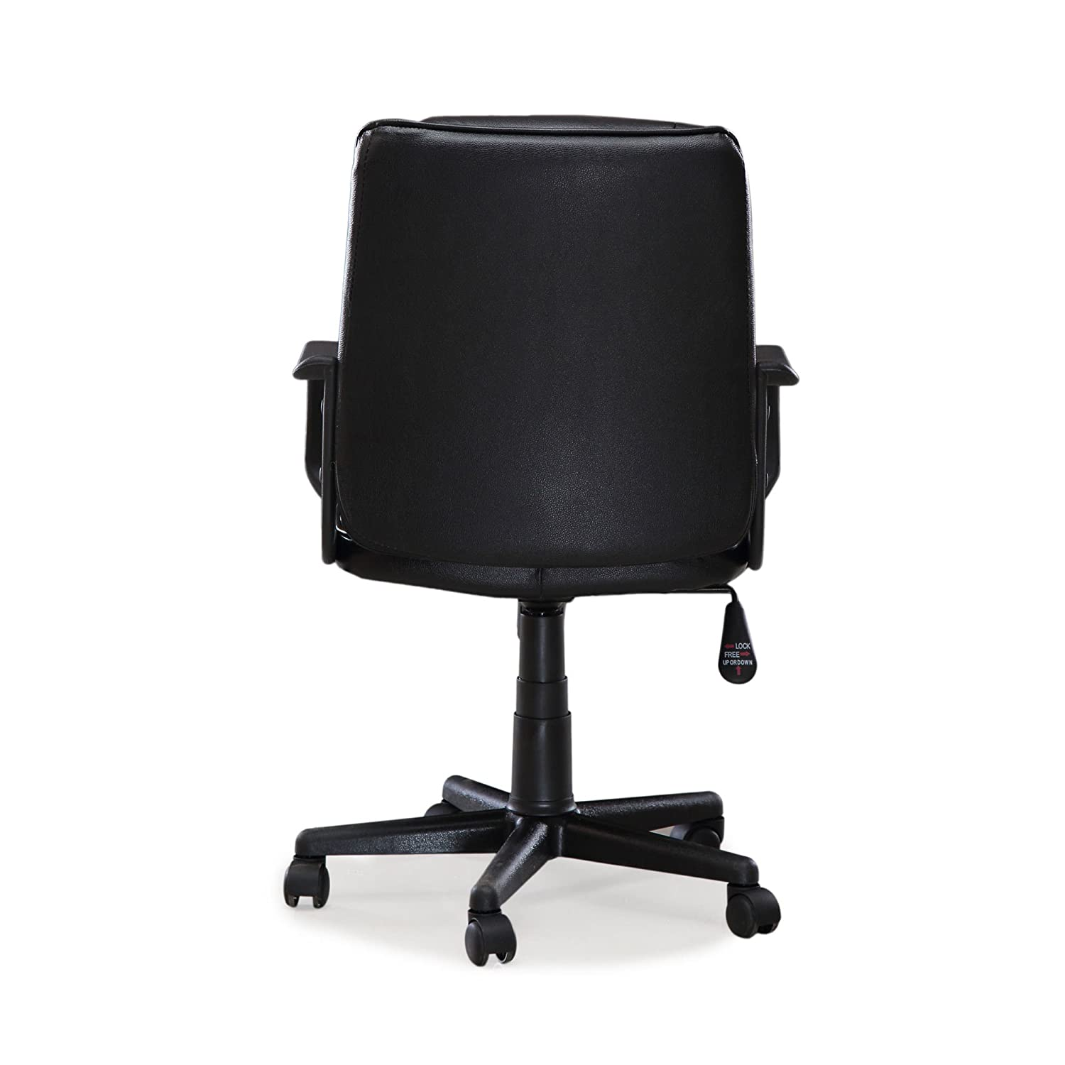 Nilkamal Slovenia Office Chair (Black): Amazon.in: Home & Kitchen