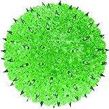 gkibethlehem lighting indooroutdoor 100 christmas standard star sphere green amazoncom gki bethlehem lighting pre lit
