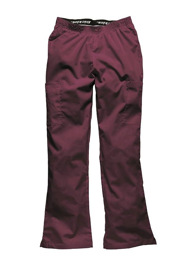 9e6b21ed2cbef Dickies pantalones uniforme medico bolsillos- Varios Colores  Amazon.es   Ropa y accesorios