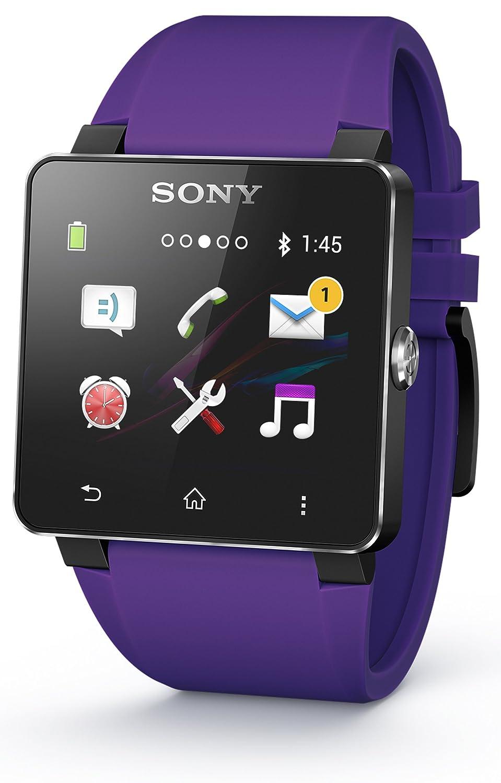 Sony SE20 - Correa para Sony Smartwatch 2, color turquesa