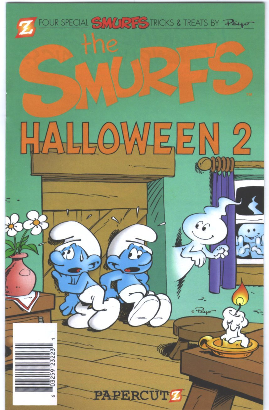 The Smurfs Halloween 2 Mini-Comic (The Smurfs Halloween 2 Mini-Comic) ebook