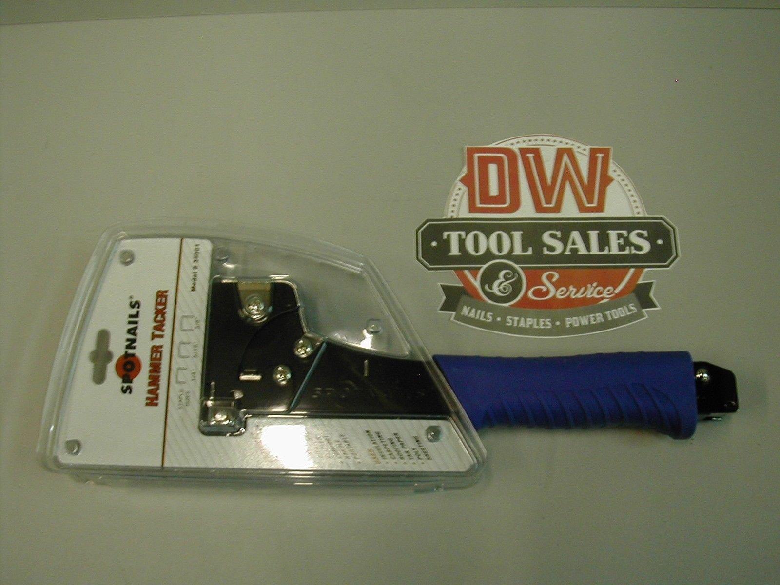 Hammer Tacker for DuoFast 50 Series HT550 Spotnails 35001