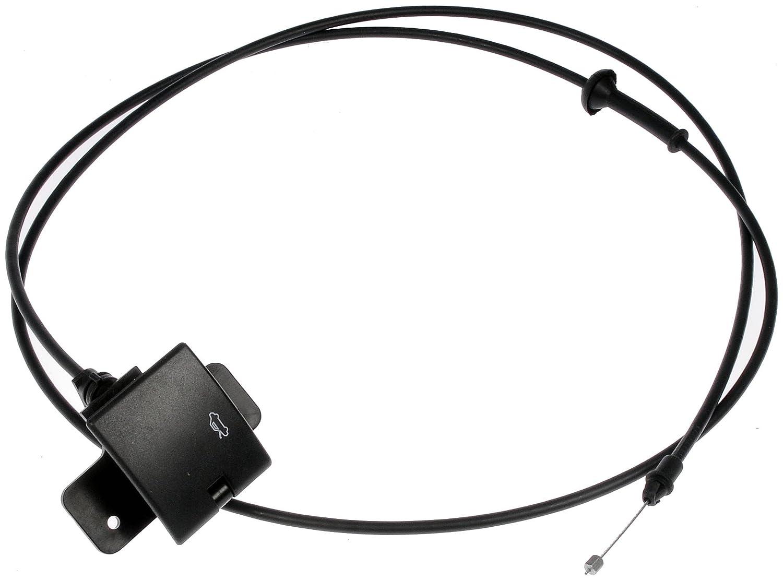 Dorman 912-186 Hood Release Cable Dorman OE Solutions