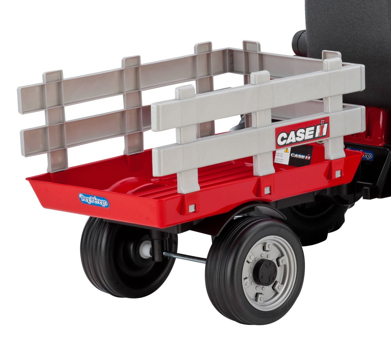 Peg Perego Case IH Magnum Tractor/Trailer by Peg Perego (Image #2)