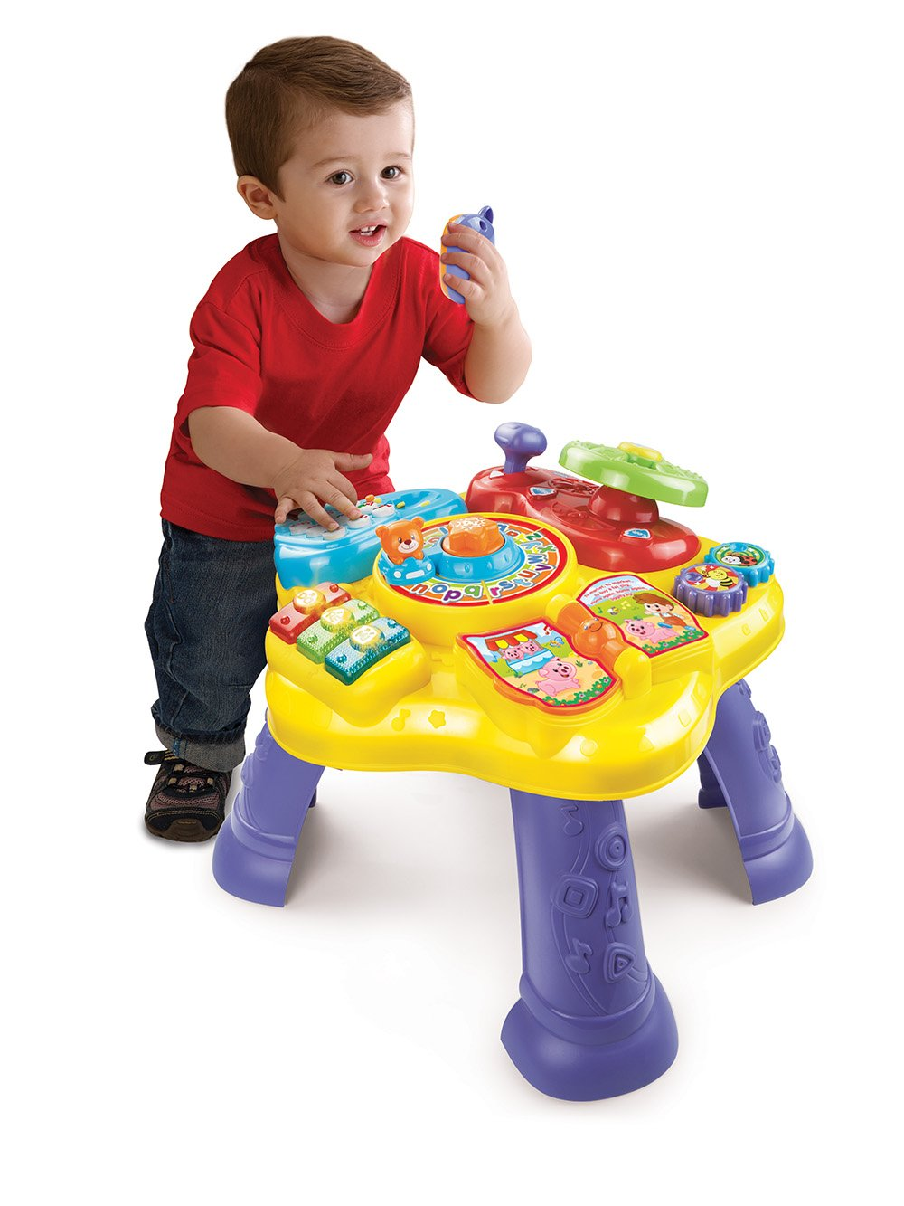 VTech Magic Star Learning Table (Frustration Free Packaging) by VTech (Image #5)