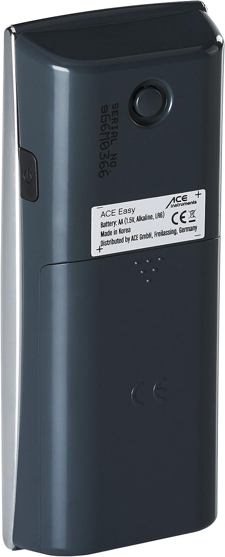 ACE /Éthylotest AL5500+ /Éthylom/ètre Num/érique avec Capteur /à Semi-Conducteur