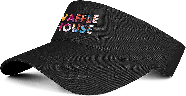 Waffle-House-Good-Food-Fast- Sun Visor Snapback Hats Caps for Mens Girls