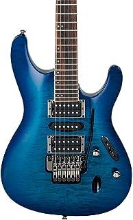 Ibanez S Series S670QM - Sapphire Blue