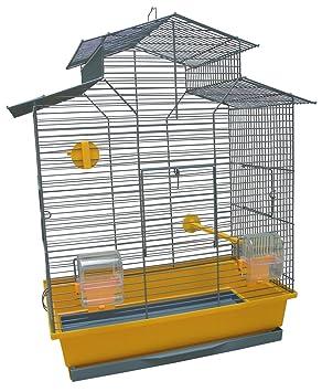 5026 47 x 36 x 56 cm Heritage Cages Jaula de p/ájaros para p/ájaros o Casas de Mascotas tama/ño Grande