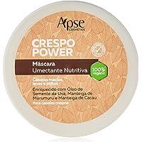 Máscara Umectante Nutritiva Crespo Power 300g, Apse Cosmetics