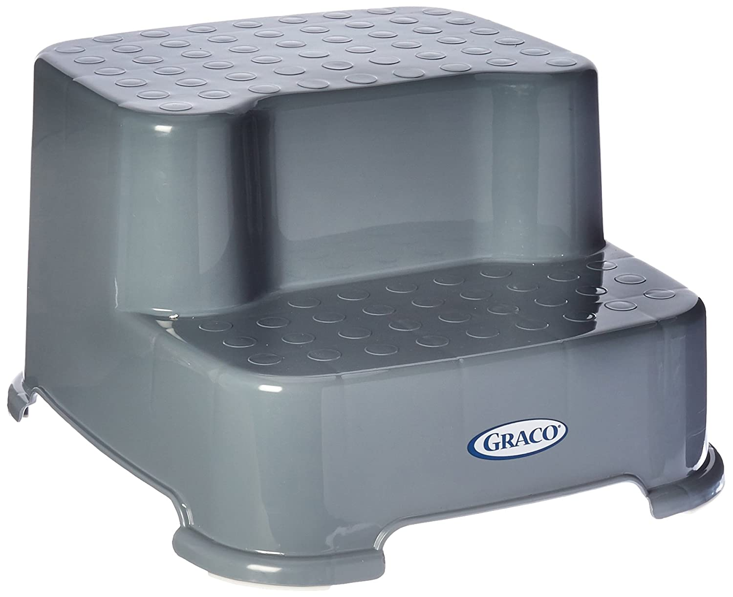 Graco 2 Step Transitions Step Stool, Gray 16026