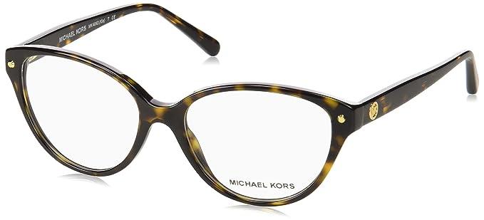 Amazon.com: anteojos Michael Kors MK 4042 3006 acetato Carey ...