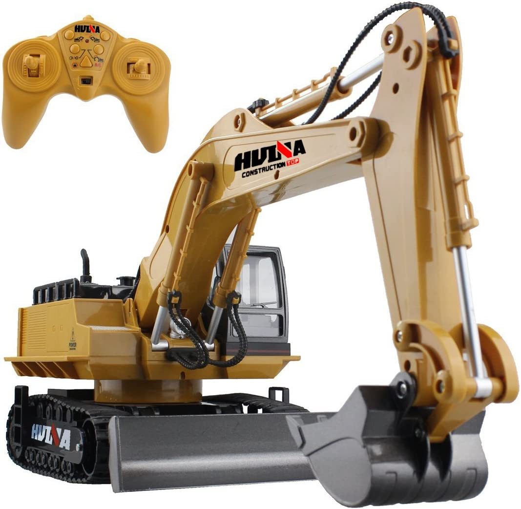 Top 16 Best Remote Control Excavator (2020 Reviews & Buying Guide) 6