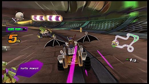 Nickelodeon Kart Racer [USA]: Amazon.es: Game Mill ...