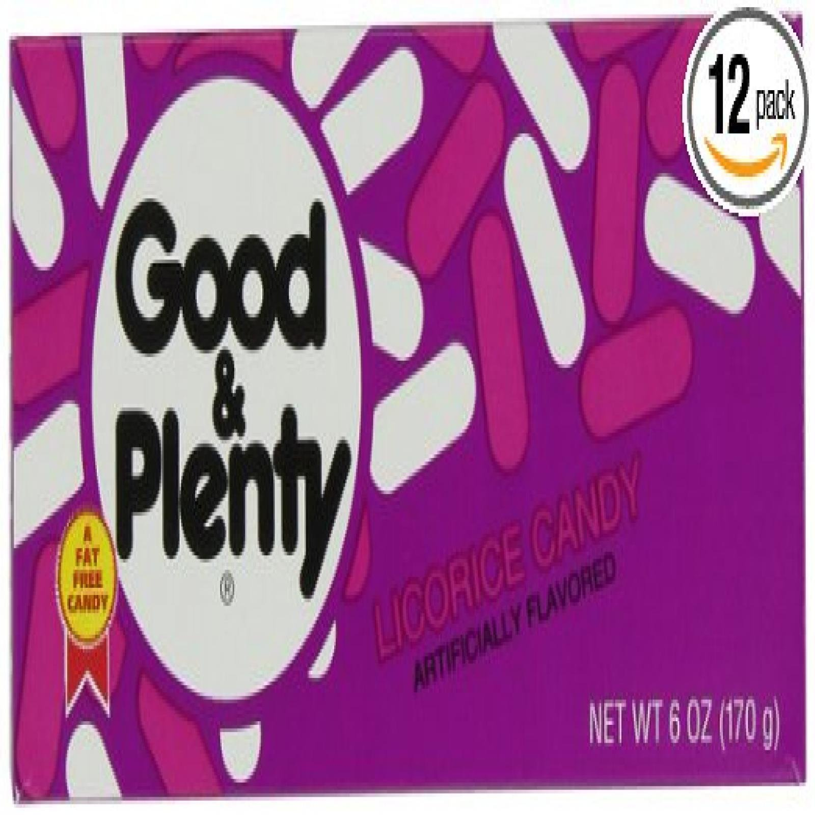 Hershey's Good N Plenty - 30.01 lb by Dylmine Health