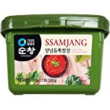 Chung Jung One Sunchang Seasoned Soybean Paste (Ssamjang) 17.6 oz (1.1lb, 500g)