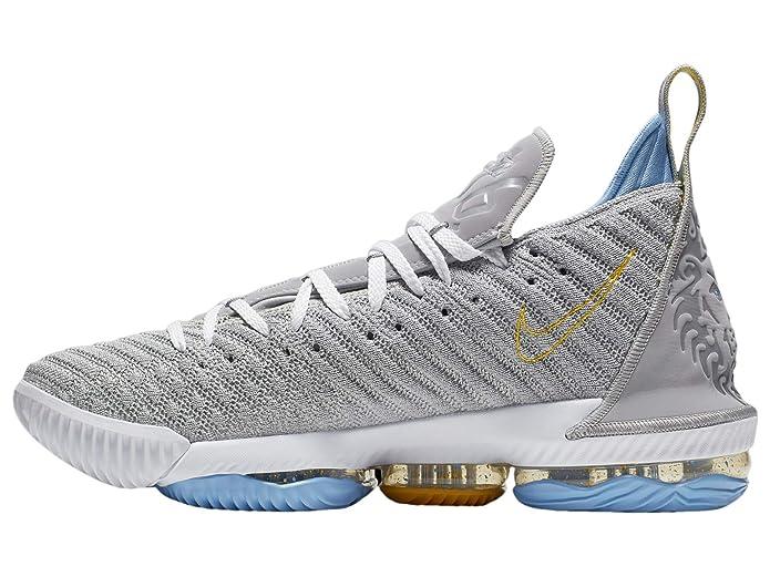 Amazon.com: Nike Lebron 16 - Zapatillas de baloncesto para ...