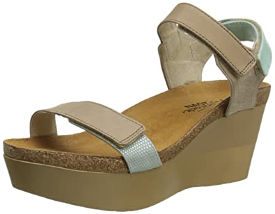 20ece81e0b45 Naot Women s Miracle Wedge Sandal