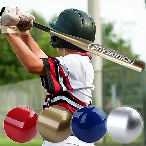 BodyRip 28 30 32 Steel Alloy Softball Baseball Bat Full Size Youth Adult