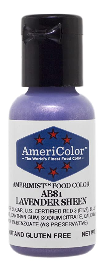 Amazon.com: AmeriColor Amerimist Airbrush Color .65 Ounce, Lavender ...