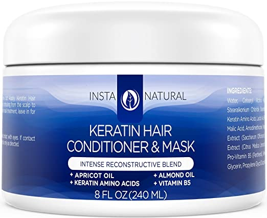 10 best hair masks for dry damaged hair 2018