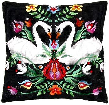 Amazon.com: Vervaco - Kit de cojín (algodón, 15.7 x 15.7 x ...