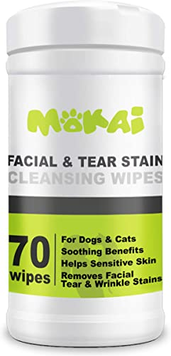 MOKAI-Facial-Wrinkle-Eye-and-Tear-Stain-Wipes-for-Dogs-and-Cats