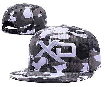 jxj Springfield XD arma camuflaje gorra bordado de camuflaje Gorra, hombre, gris, talla única: Amazon.es: Deportes y aire libre