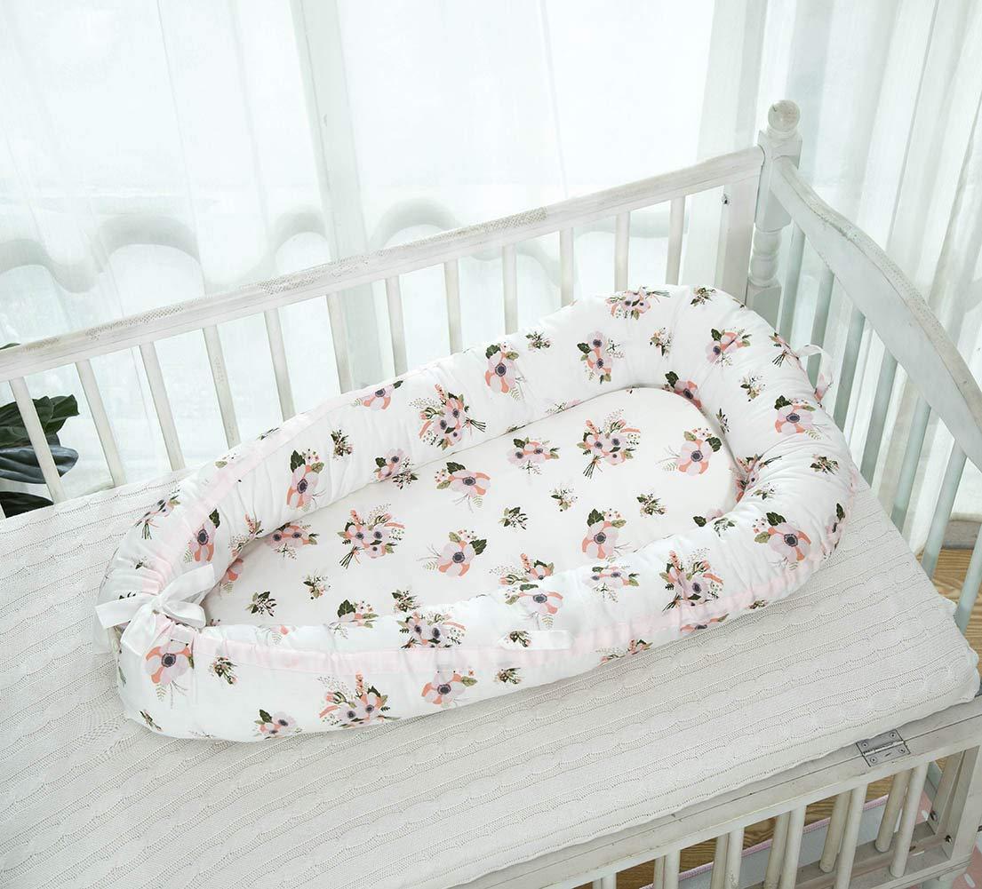 Amazon.com: BATTILO HOME - Tumbona para bebé, para ...