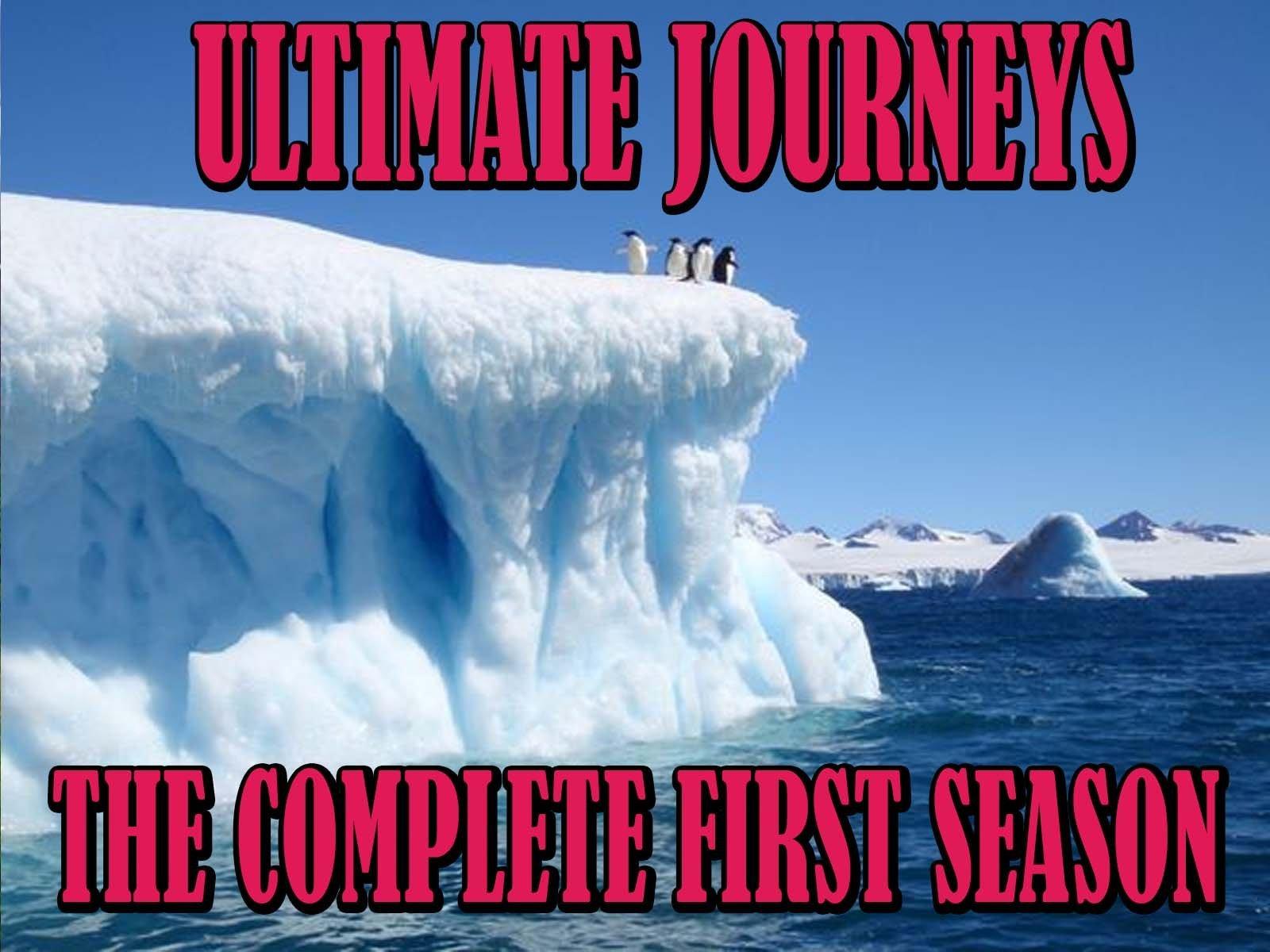 Amazon.com: Ultimate Journeys - The Complete First Season: John Hedges, John Stoneman: Amazon Digital Services LLC