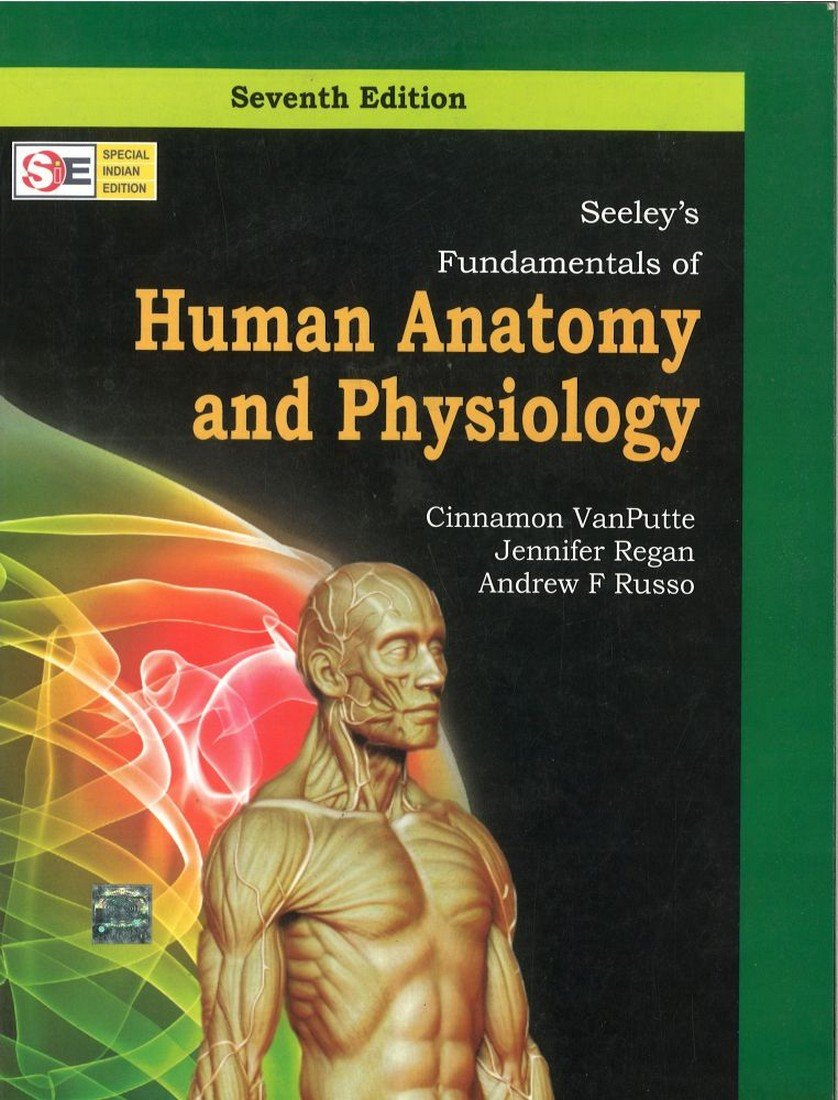 Buy Fundamentals of Human Anatomy and Physiology SIE e/7 Book Online ...