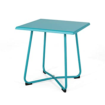 Amazon.com: Great Deal Furniture Doris - Mesa auxiliar con ...