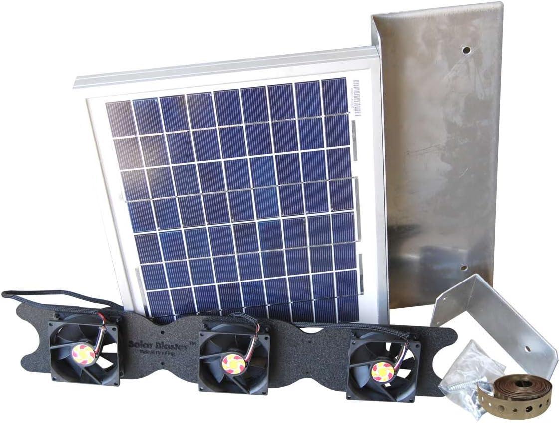Solar Blaster- Solar Attic Fan