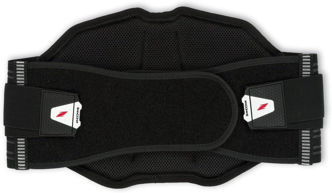 Zandon/à Fascia Lombare Kidney Belt Giro Vita 70-77 cm Nero XS