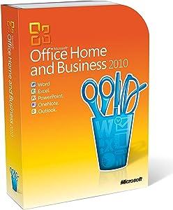 Microsoft Office Home & Business 2010 2PCs T5D-00417 (Disc Version)